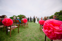Elise & Chris, Gunner's Barracks, Mosman Wedding
