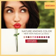 Burt's Bees Lip Colour Launch Event Styling
