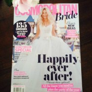 August Cosmo Bride | In the Press | Nikki Hunt Wedding Expert